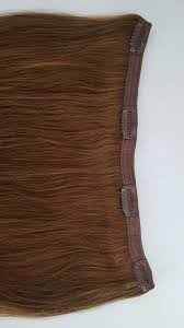 Bighair Clip In Extension Middenblond 12 Hairextensions Voordeel