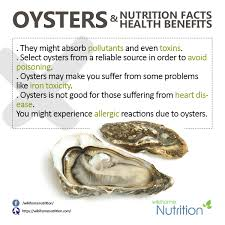 oysters side effects