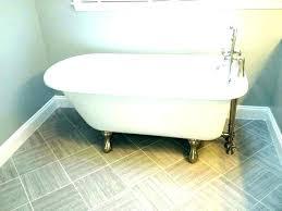4 foot bathtub 6 4 foot bathtub shower