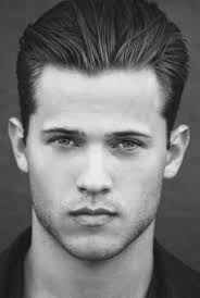 Slicked Back Hair Style photo hairstyles for men slick back mens slicked back hairstyles 4802 by stevesalt.us