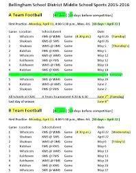 Sports Team Schedule Maker Team Sign Up Sheet Te Tennis Form Soccer Snack Printable