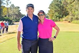 Jerry Pate, daughter Jenni play together at PNC Father Son Challenge