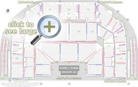 Marcus Amphitheater Seating Chart With Rows And Seat Numbers Oslo Spektrum Arena Sitteplasser Nummerering Salkart Seat