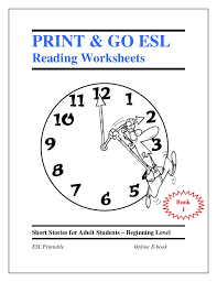 Reading worksheets elementary