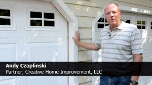 vinyl siding contractor chi offers free repair of garage door trim oxford seymour beacon falls ct you