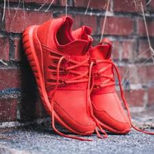 Radial Red Adidas Tubular Radial Sneaker Schuhe Red Zx Yeezy Nmd 46 2 3 Neu In