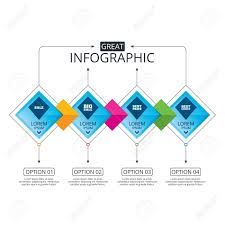 Best Flow Chart Template Infographic Flowchart Template Business Diagram With Options