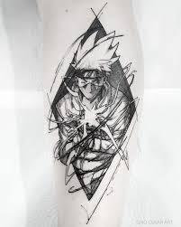 By Caio Cesar Art тату эскиз тату татуировки и аниме арт