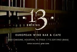Image result for 13 celsius wine bar