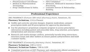 Pharmacy Technician Trainee Job Description Pharmacy Technician Job ...