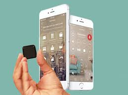 klikr universal remote control stacksocial this coin sized remote will let you control an electronic device right from your phone