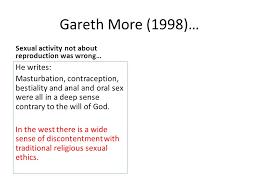 Religious views on masturbation