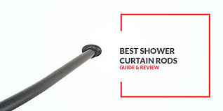 best shower curtain rods in 2019 combination of need style