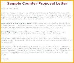 How To Write Counter Offer What Negotiate In A Job Offer Salary Negotiation Letter