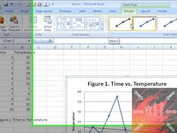 how to create graphs in excel easy way to make a graph on excel from scratch excel 2007 or 2010