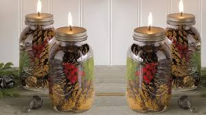 Decorative Oil Jars How To Make These Amazing Mason Jar Oil Candles 91