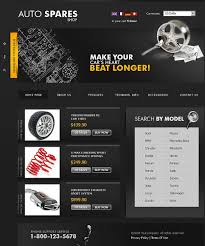 auto parts website template auto parts website template 20698