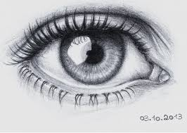 eyes drawings eyes drawing discovered by clara margueritte on we heart it