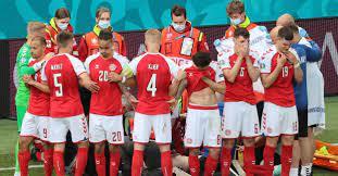Euro 2020: Danish midfielder Eriksen conscious in hospital after collapsing    Euro 2020 News