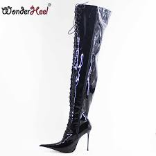 Wonderheel New <b>12cm</b>/14cm/16cm <b>stiletto heel super high heels</b> ...