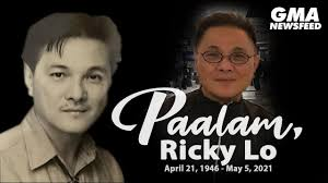 Paalam, Ricky Lo