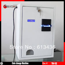 Vending Machine Change Inspiration Coin Change Machine Token Changing Machine Coin Dispenser Vending