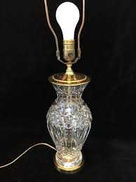 waterford accent lamp