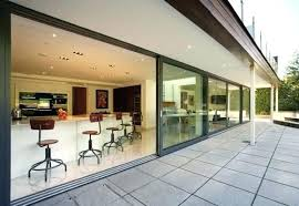 sliding glass wall lofty n j open up your space residential cost interior phoenix walls to install