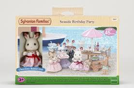 """Детский игровой набор <b>Sylvanian Families</b> """"<b>Морская вечеринка</b> ..."""