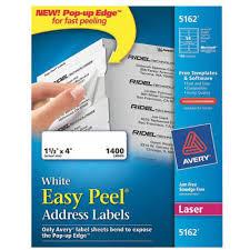 Avery 8942 Avery Inkjet Cd Labels Glossy White 20 Pack