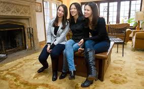 Tiger Mother  Amy Chua reveals  I gave my daughters a tenancy contract Pinterest