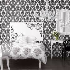 Black And White Vintage Bedroom Ideas