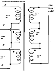 cr4 th three phase to single phase transformer see the below circuit technically explained my previous post