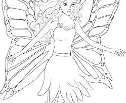 Coloring Pages Of Mermaids Mermaids Coloring Pages Barbie Mermaid