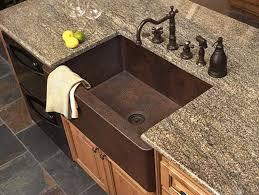 sinks outstanding copper farmhouse sink lowes copper farmhouse