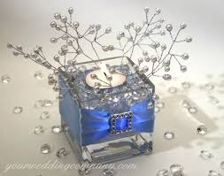 Attractive Blue And Silver Wedding Centerpieces Wedding Blue And Silver  Wedding Centerpieces