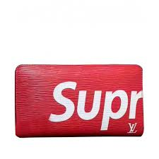 louis vuitton bags outlet. louis vuitton x supreme zipper wallet bags outlet h