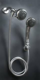 shower heads combination shower head multi systems dual delta combo reviews combination shower head