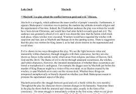 macbeth conscience essays the conscience of macbeth stephanized