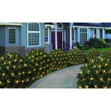 Where Are Christmas Lights In Walmart 200ct Holiday Time Clear High Density Net Christmas Lights Walmart Com