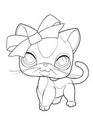 Coloring Page Littlest Pet Shop Littlest Pet Shop Great To Use