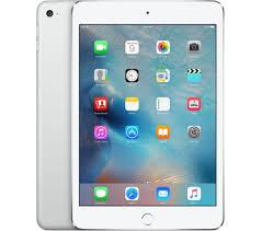 apple ipad mini 4 cellular 128 gb silver digital av lightning to hdmi
