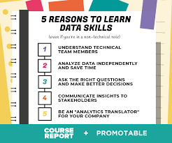5 Reasons Data Skills Are Useful For Everyone
