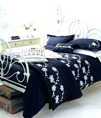 black bed covers king size duvet and white cover solid navy blue california navy duvet cover blue paisley king
