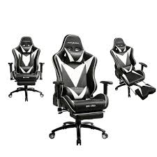 gaming chair. GTracing Ergonomic Gaming Chair Napping With Footrest GT004B \u2013 GTRACINGCHIAR