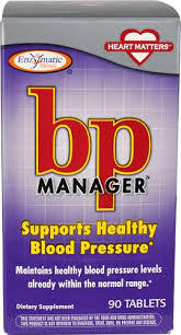 Enzymatic Therapy <b>BP Manager</b>™ -- <b>90 Tablets</b> - Buy Online in ...