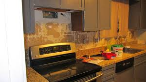 How To Remove Kitchen Tiles How To Repair Drywall After Removing Tile Prepare For Tiling