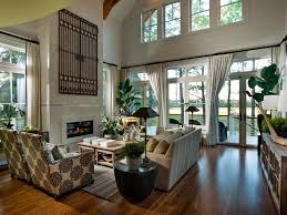 Vaulted-Ceiling-Living-Room-Design-Ideas-7 Vaulted Ceiling Living