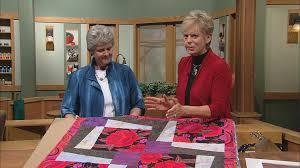 Video: Sew Big Quilt Blocks, Part 2   Watch Sewing With Nancy ... & Video: Sew Big Quilt Blocks, Part 2   Watch Sewing With Nancy Online   WPT  Video Adamdwight.com