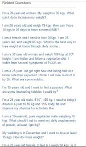 I am a 25 year old woman, obese, trying to loose at least 10-15 kgs ...